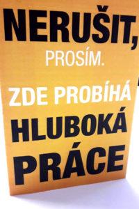Hluboká práce - koud.cz
