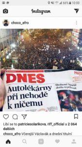 Autolékárnička versus demokracie. Rád bych bojoval za obojí (Ondřej Koudela)
